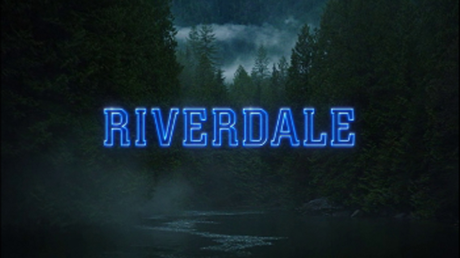 """Riverdale"" title card."