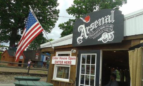 Arsenal Cider House serves summer drink year-round