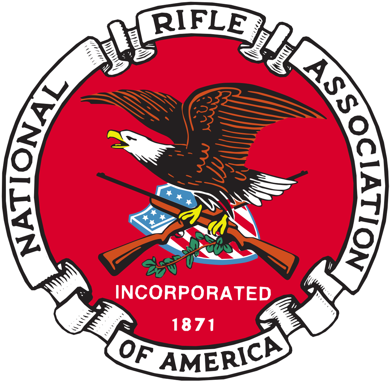 National Rifle Association logo.