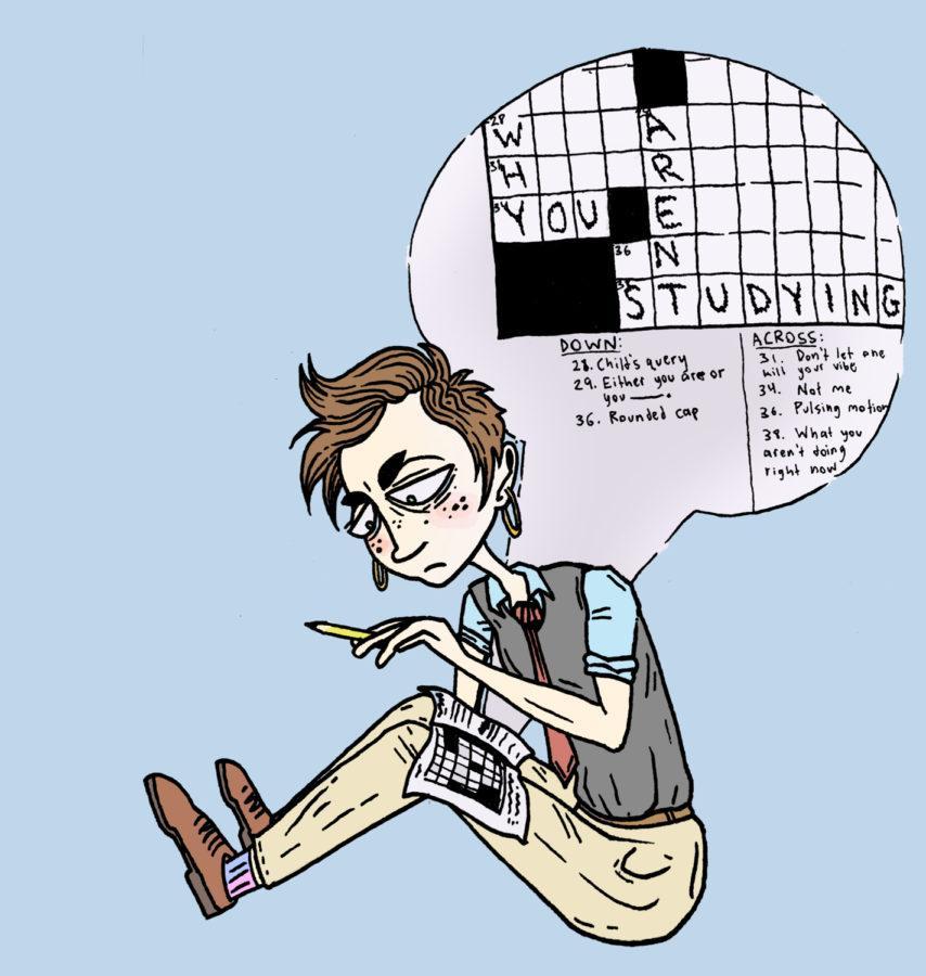 Crossword | It's finally here