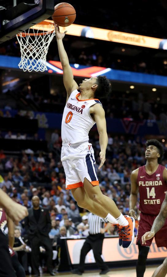 Kihei+Clark+%280%29+of+the+Virginia+Cavaliers.%0A