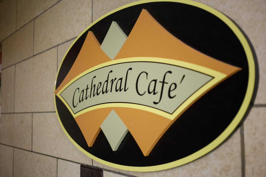 The Cathedral Cafe has been cited for eight health code violations in the Allegheny County Health Department's most recent inspection of the facility.