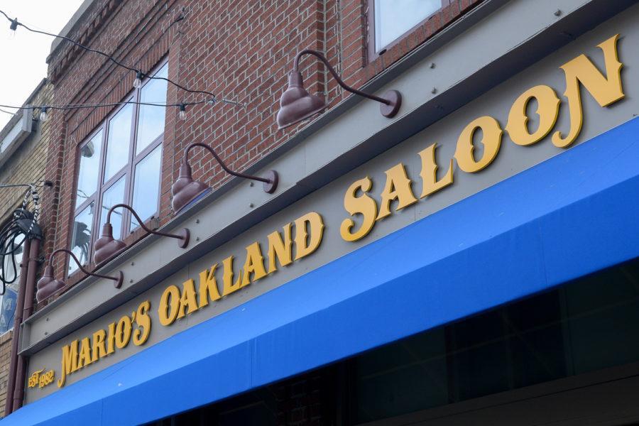 Mario's Saloon's Oakland location opened Thursday.
