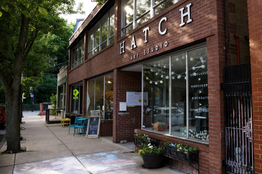 Hatch+Art+Studio+in+Point+Breeze.%0A