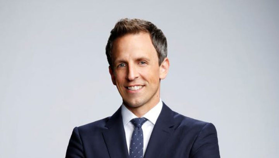 Seth Meyers brings 'Late Night' comedy to Homestead