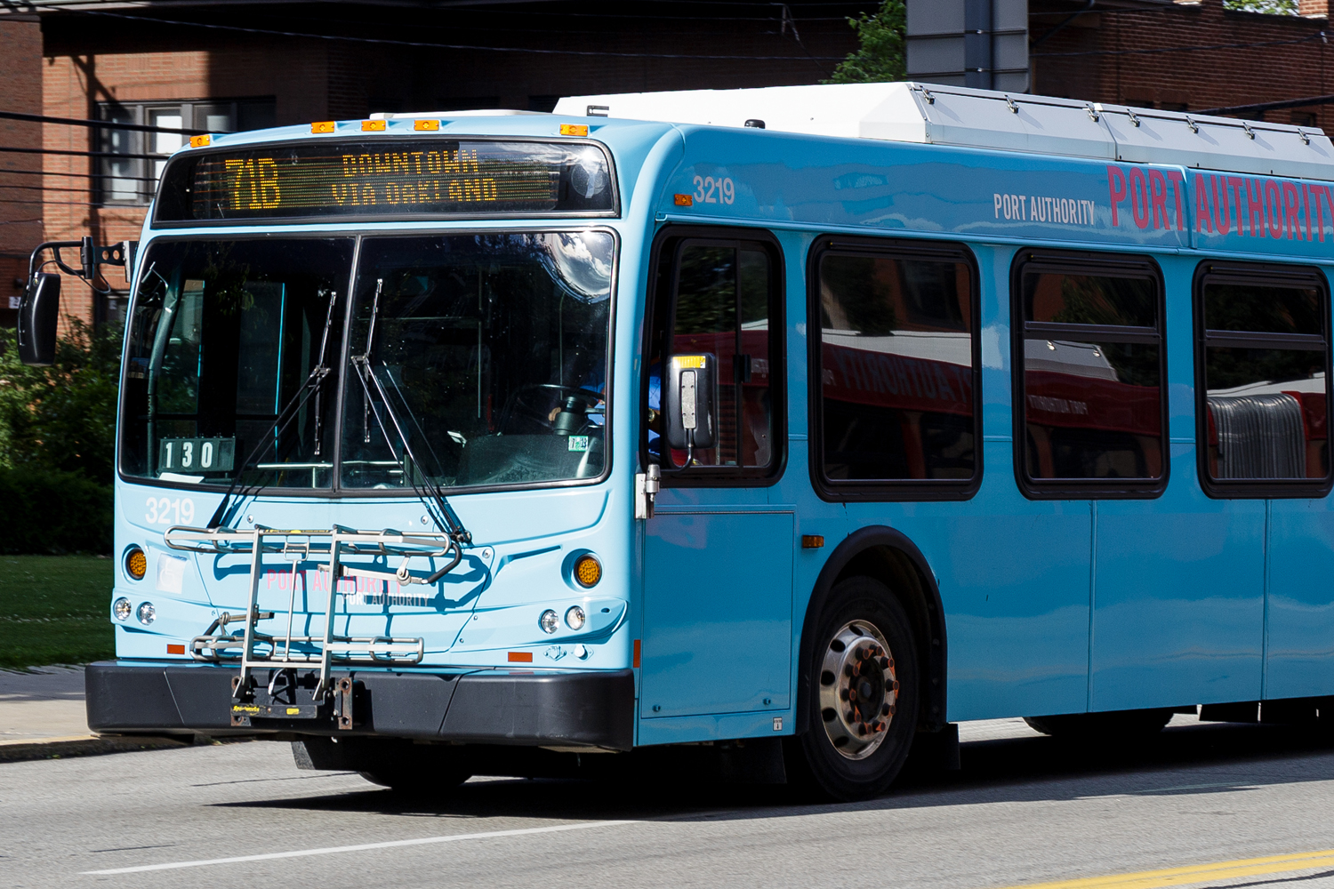 Pitt students can hop on any 61 or 71 bus heading inbound along Fifth Avenue, and they'll be in Downtown within 15 minutes.