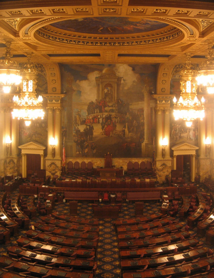 The+Pennsylvania+House+of+Representatives+passed+Pitt%E2%80%99s+annual+funding+bill+to+increase+the+University%E2%80%99s+funding+by+2%25