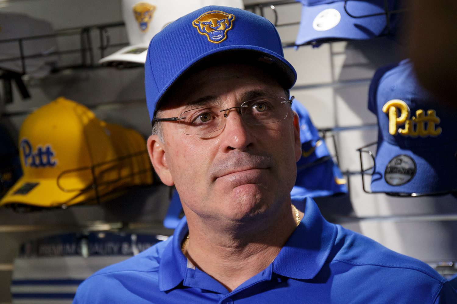 Coach Narduzzi is the highest-paid non-officer employee at Pitt.