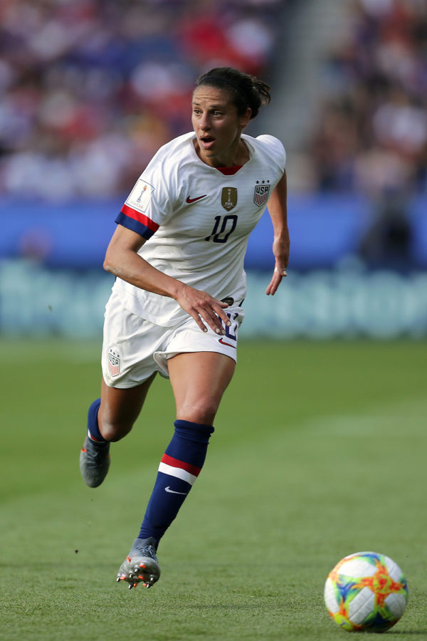 Point-Counterpoint: It's time for equal pay for the U.S. Women's Soccer Team