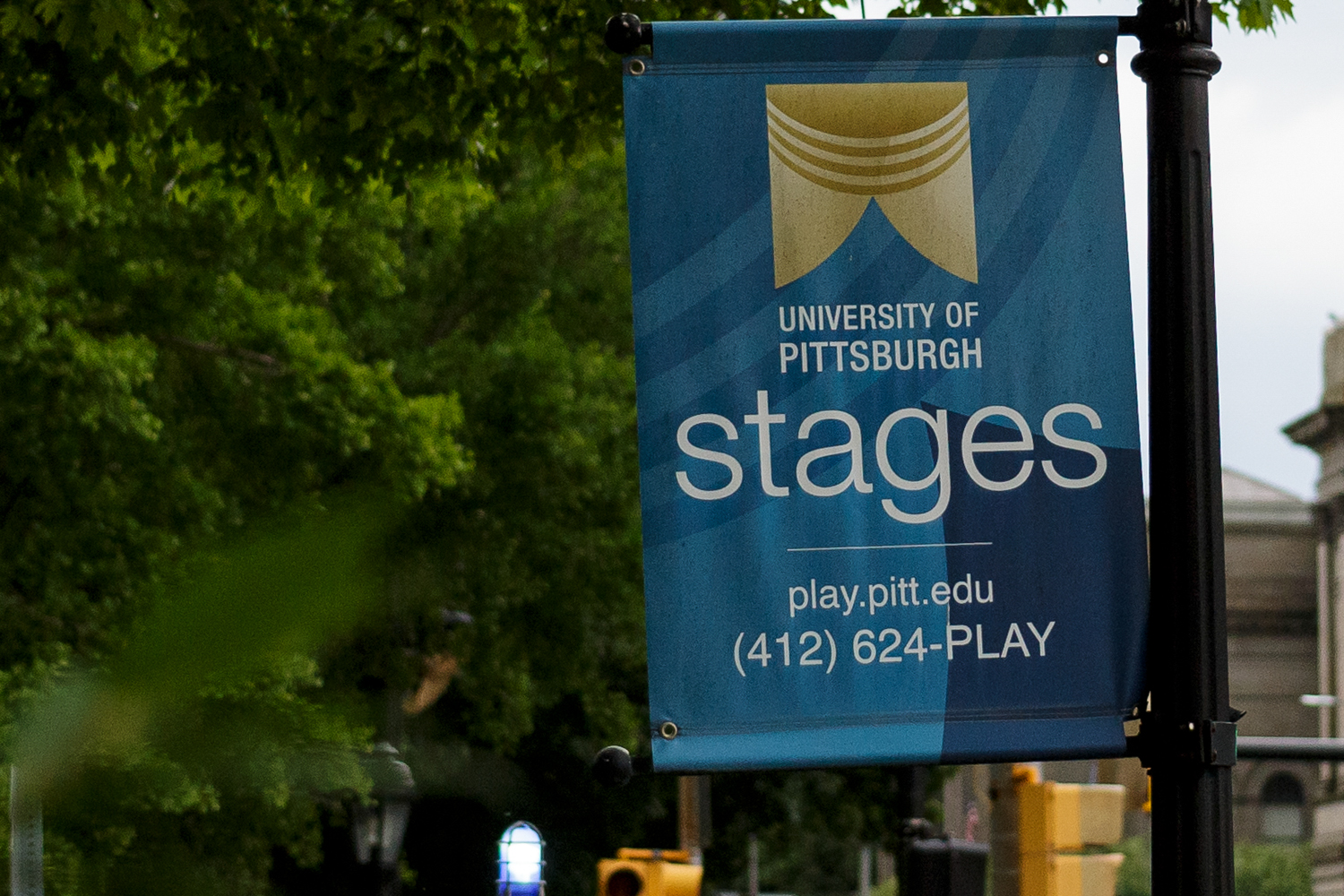 Pitt Stages will offer four different productions throughout the 2019-20 academic year.