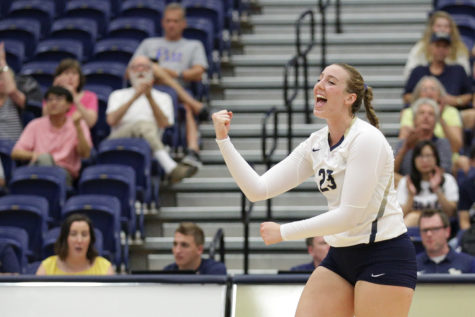 Pitt volleyball serves weekend of success