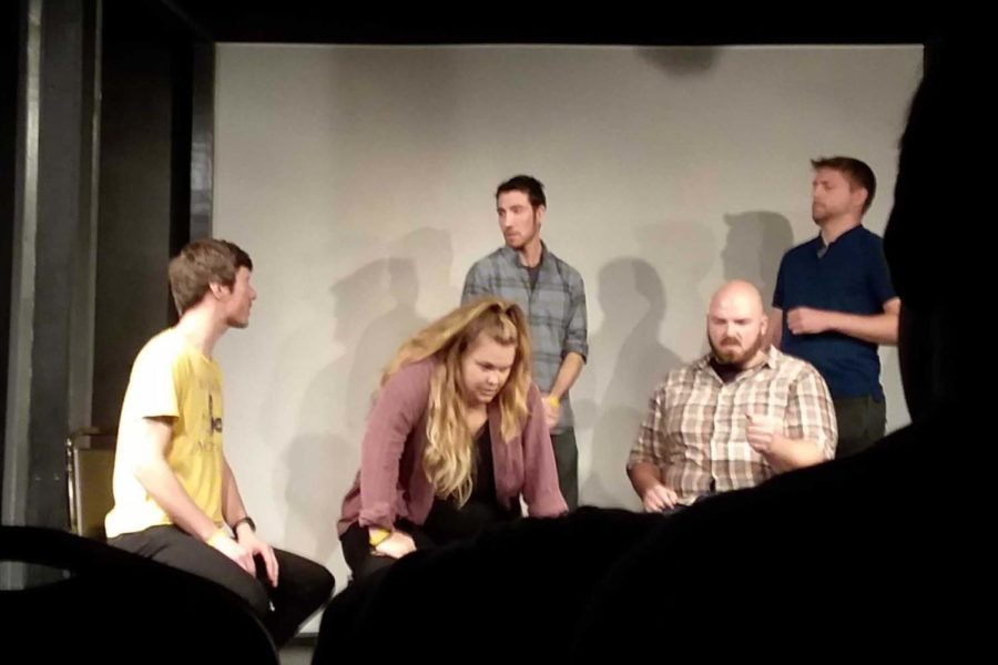 Thirty-four improv groups performed at the first-ever Steel City Improv Festival.