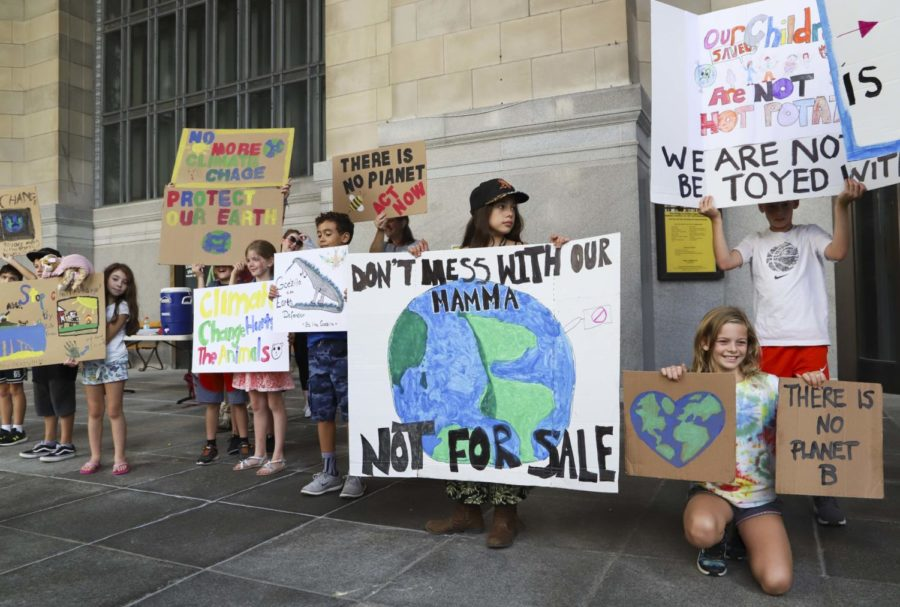 Photos: Climate Strike in Pittsburgh