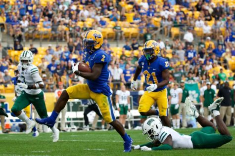Ffrench connection leads Pitt football over Ohio, 20-10