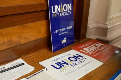 Faculty union organizers are still hopeful they'll be able to hold a vote.
