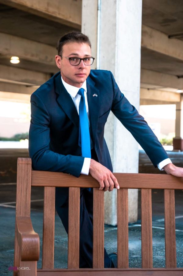 Oakland resident Jacob Nixon announced his independent District 3 City Council campaign Wednesday.