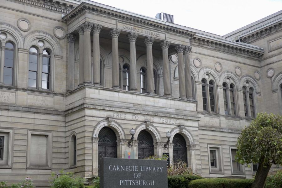 Carnegie+Library+workers+voted+on+August+25+to+form+a+union.%0A