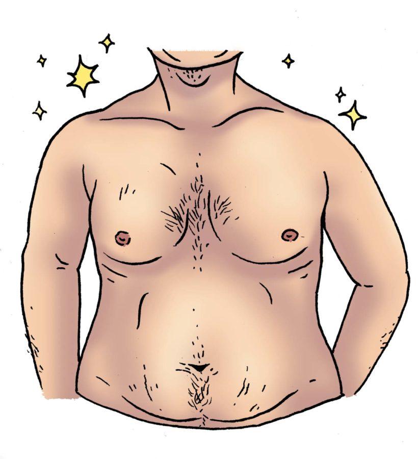 Opinion | More male representation needed in body positivity movement