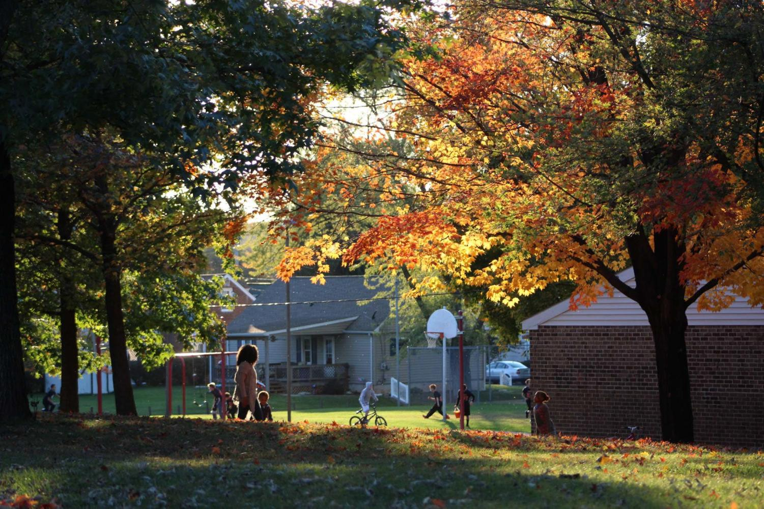 Fall is filled with tons of activities that aren't sports.