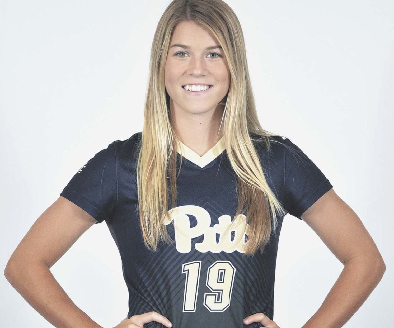First-year forward Amanda West is the first Pitt women's soccer rookie to earn ACC Offensive Player of the Week honors.