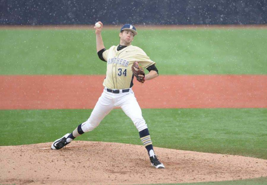 T.J. Zeuch became the highest draft pick in Pitt baseball history when he was drafted 21st overall by the Toronto Blue Jays in 2016.