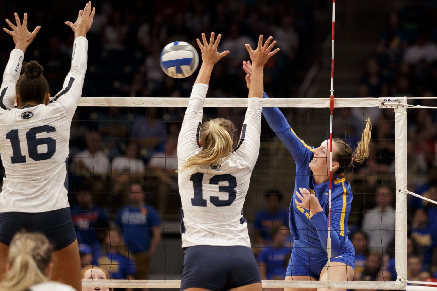 The Panthers moved to 15-0 in the ACC after a 3-1 win over FSU on Friday
