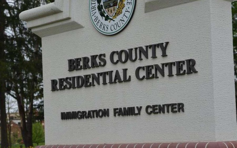 Berks+County+Residential+Center+is+one+of+three+family+detention+facilities+in+the+country+in+which+ICE+detains+undocumented+immigrant+families.%0A