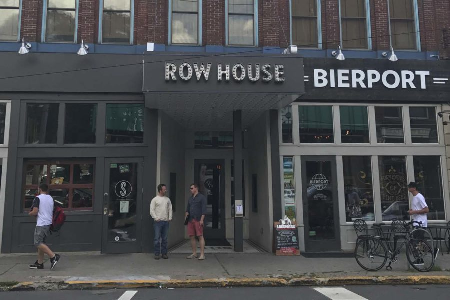 The Row House Cinema is home to the 34th annual Reel Q Pittsburgh LGBTQ+ Film Festival.