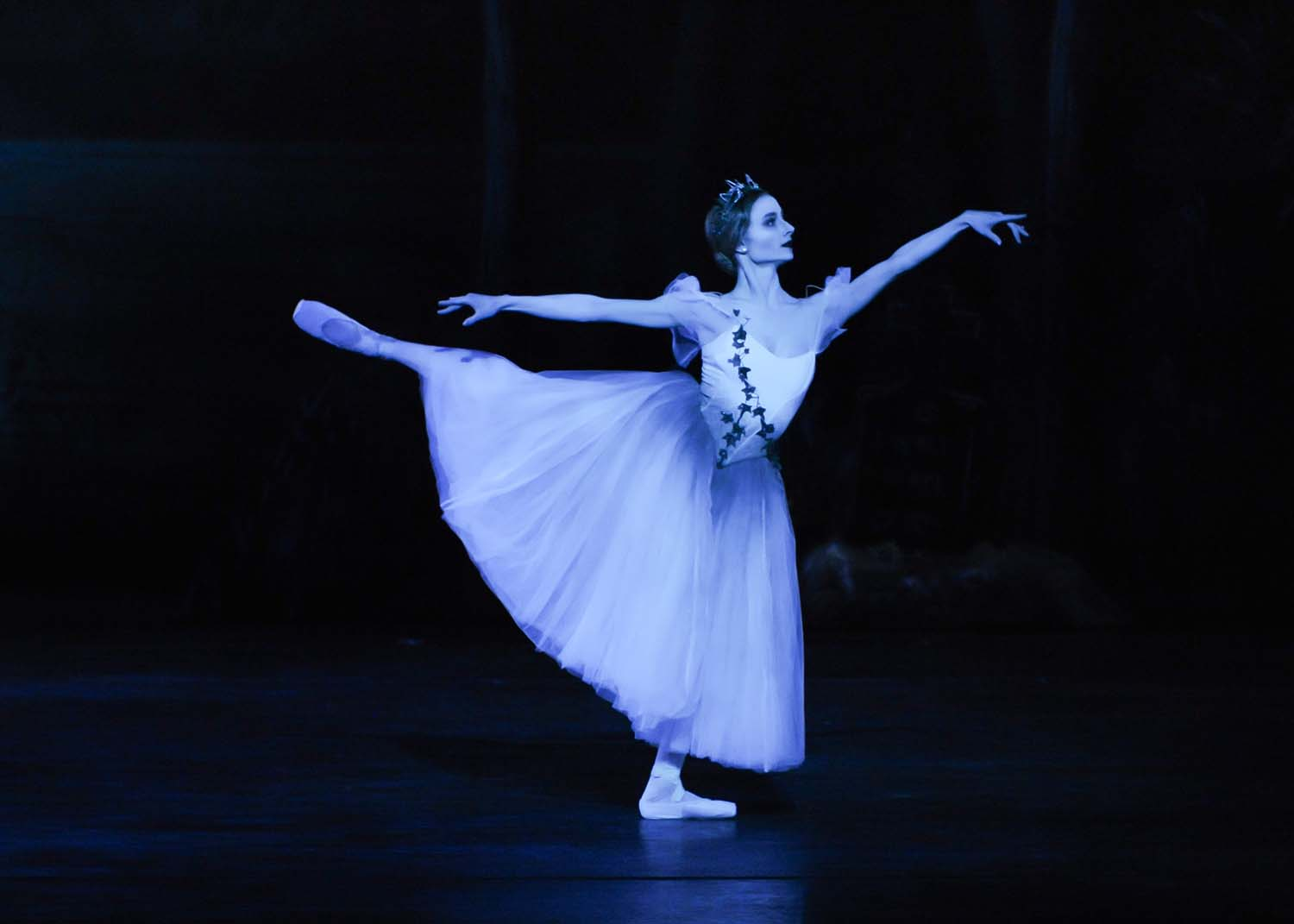"""The Pittsburgh Ballet Theatre opened its 50th anniversary season with its production of """"Giselle."""""""