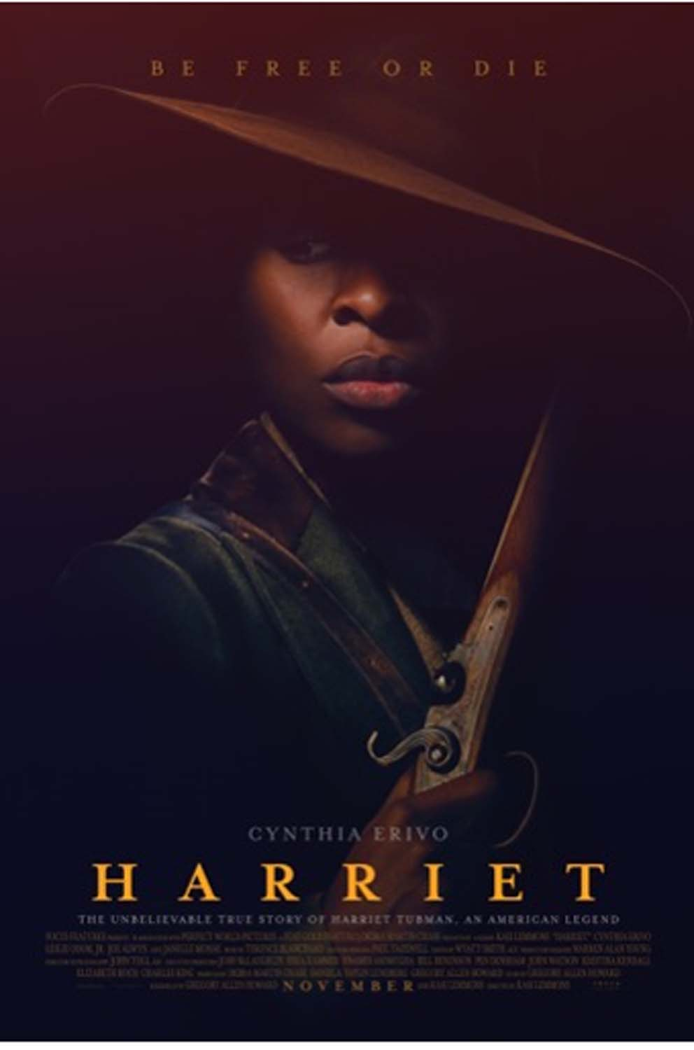 """Harriet"" promotional poster."