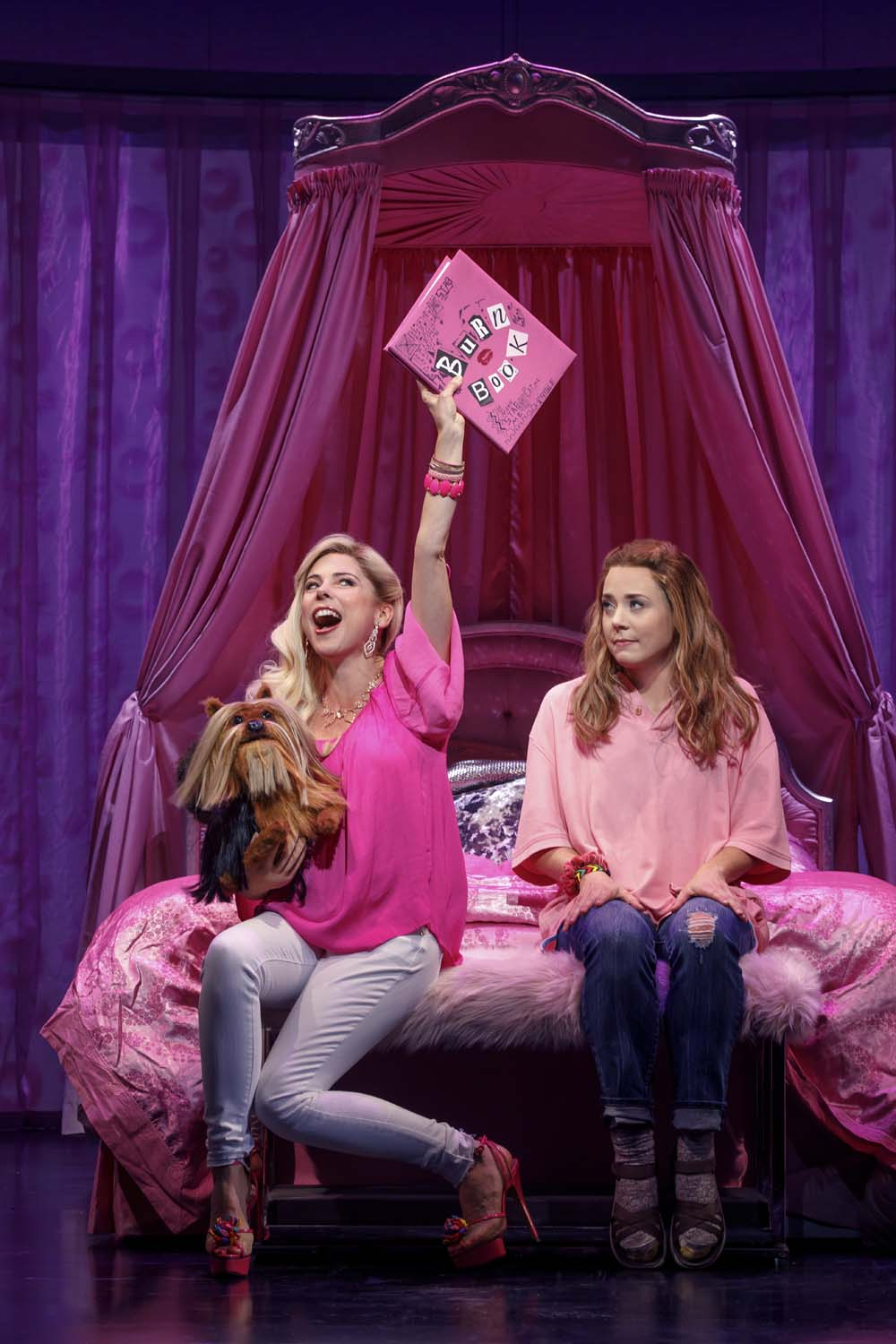 """Pittsburgh Cultural Trust's production of """"Mean Girls"""" will run through Nov. 3 at The Benedum Center for Performing Arts."""