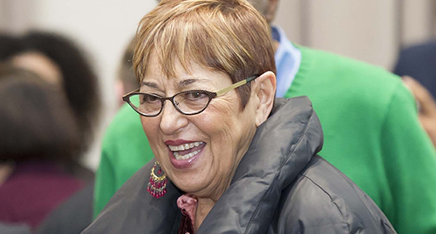 Toi Derricotte, former professor at Pitt, currently stands as one of five finalists for the 2019 National Book Award for Poetry.