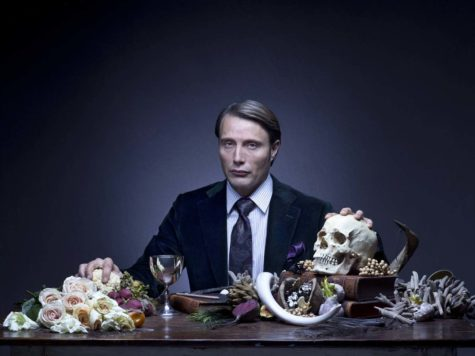"Mads Mikkelsen stars as the titular character in NBC's ""Hannibal."""