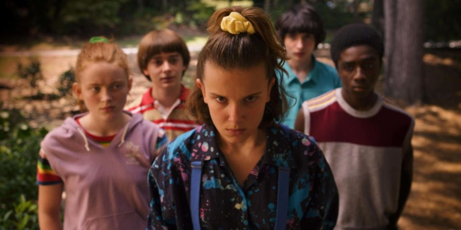 "One of Netflix's most successful shows, ""Stranger Things"" is a blend of horror and science fiction."