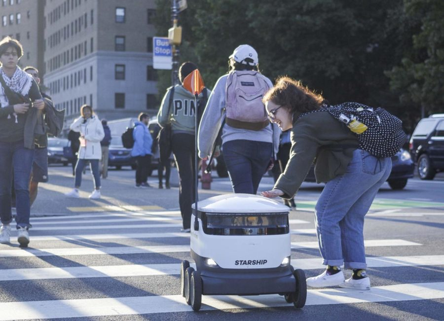 Starship%E2%80%99s+food+delivery+robots+have+been+criticized+for+creating+difficulties+at+crosswalks+for+wheelchair-using+students.+