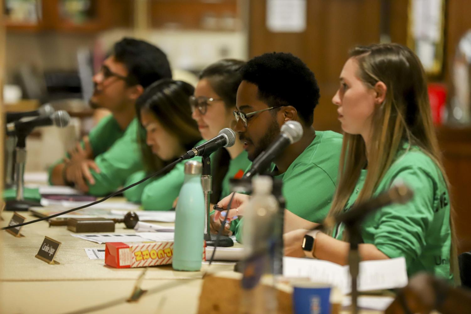 This week, the board voted unanimously in favor of Executive Vice President Anaïs Peterson's resolution to support the fossil fuel divestment movement.