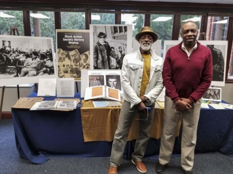 Black alumni, students dedicate time capsule to be opened in 2069