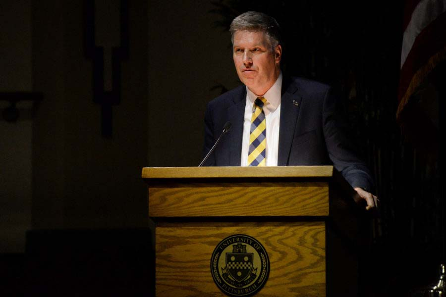 Chancellor Patrick Gallagher announced in a Tuesday email that the University would be implementing a community-driven response following the Association of American Universities 17-page report examining the current state of sexual assault and misconduct on campus.