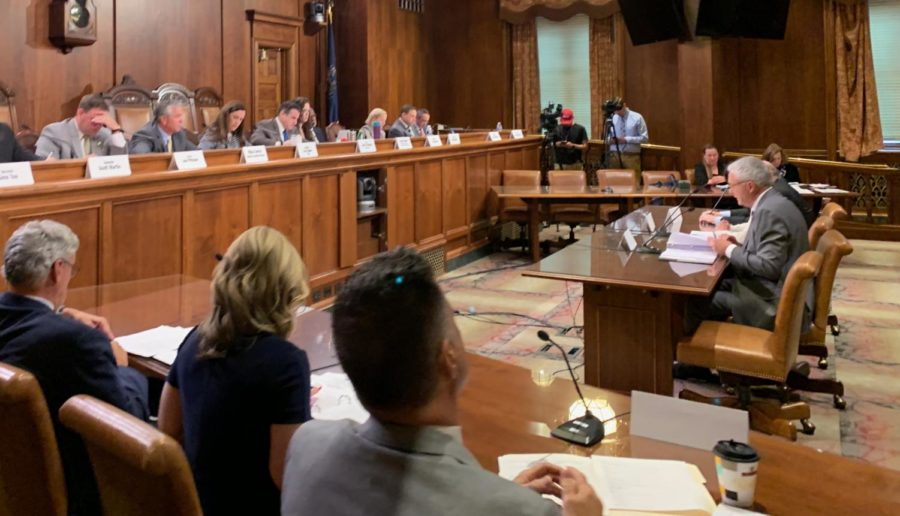 The Pennsylvania Senate Judiciary Committee listened to testimony during a daylong hearing discussion legislation to reform the statute of limitations on sexual abuse criminal and civil claims.