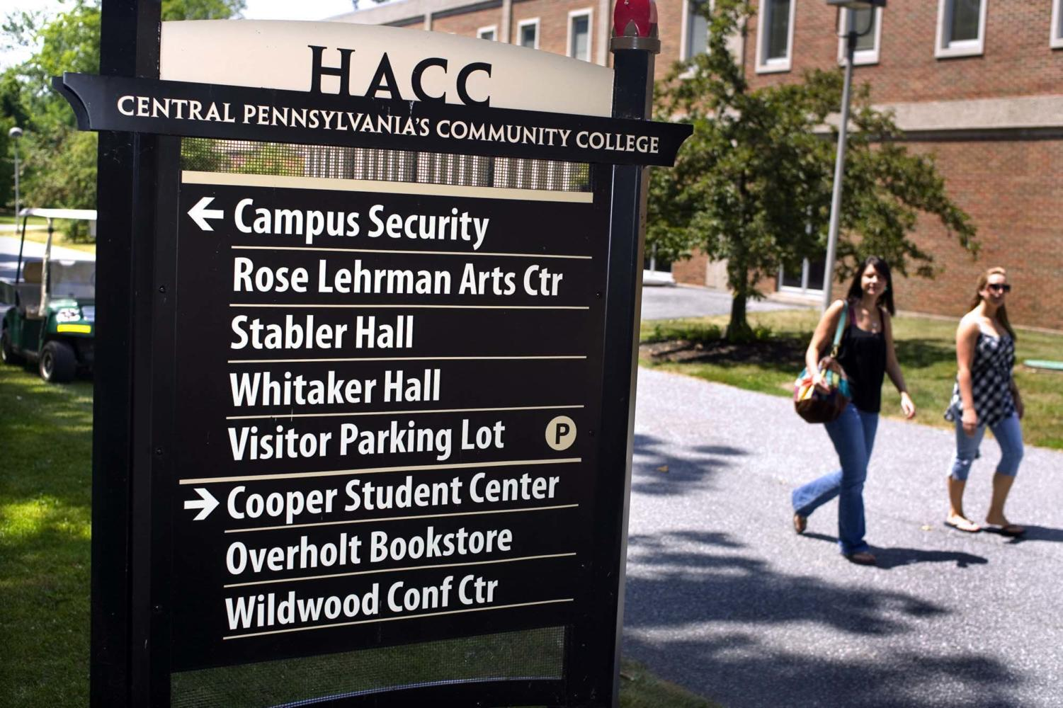 The Harrisburg Area Community College, which serves more than 17,000 students on campuses in Harrisburg York, Lancaster, Lebanon and Gettysburg, has eliminated all on-campus mental health counseling, a move experts said was risky at a time of growing demand.