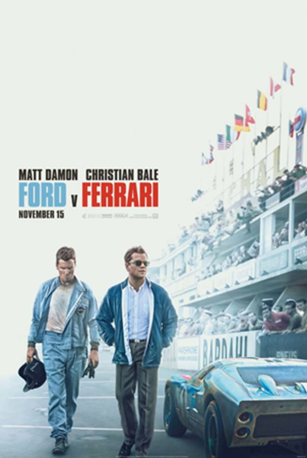 """Ford v. Ferrari:"" not your average sports movie"