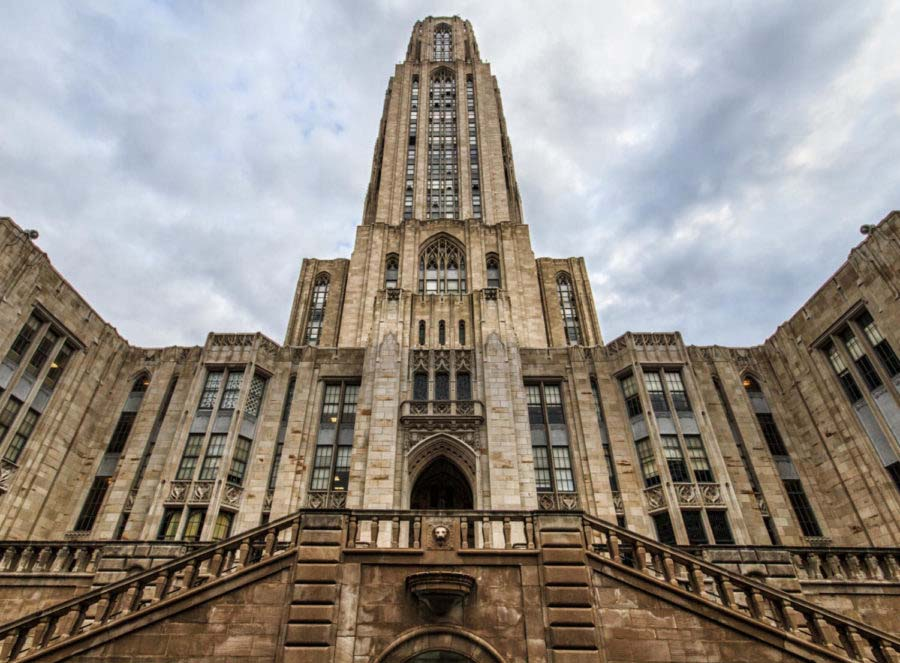 Pitt is facing a housing discrimination complaint regarding emotional support animals.