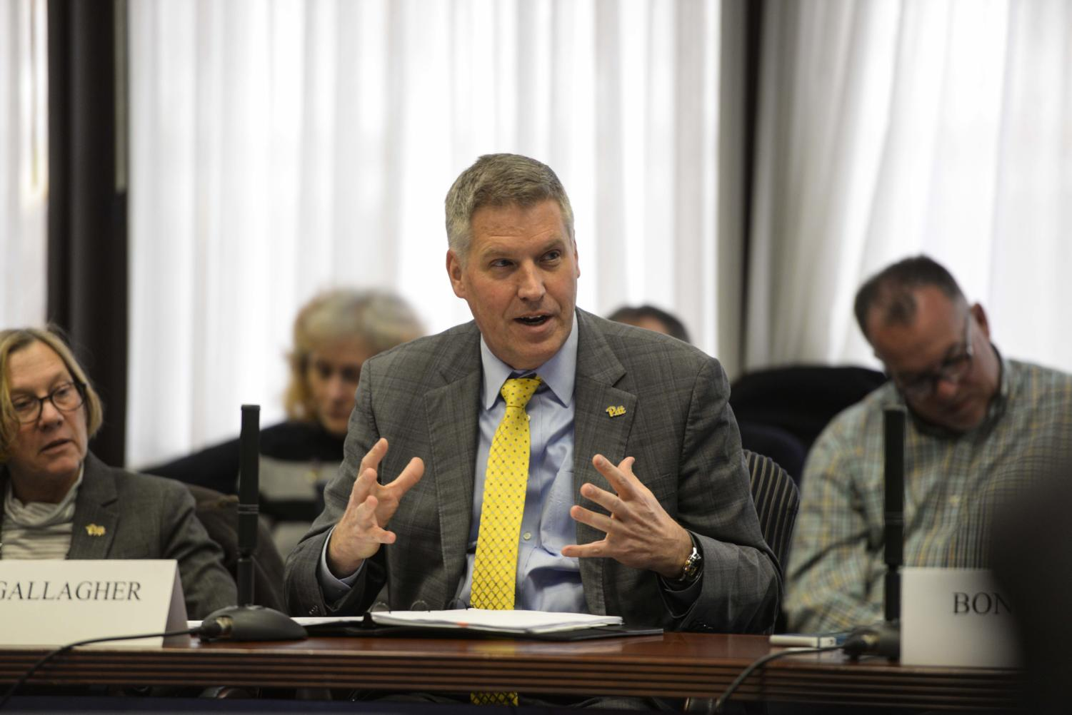 Pitt announced a new interim policy for severe weather closures on Wednesday. The new policy allows the chancellor to close the University as a result of severe weather with consultation from other administrators.