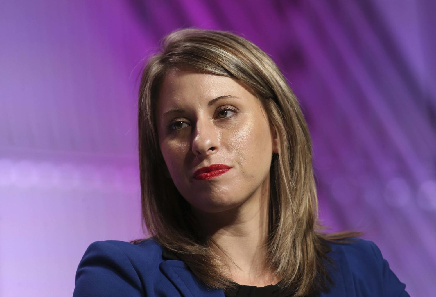 While resigning, California Rep. Katie Hill promised a legal fight over leaked private photos.