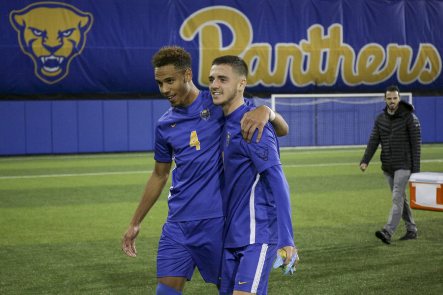 Pitt defeated Virginia Tech 4-2 on Saturday to remain unbeaten through three games