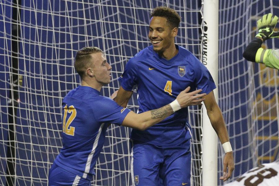 Picking up where it left off, Pitt men's soccer wins City Game 1-0 to open spring season
