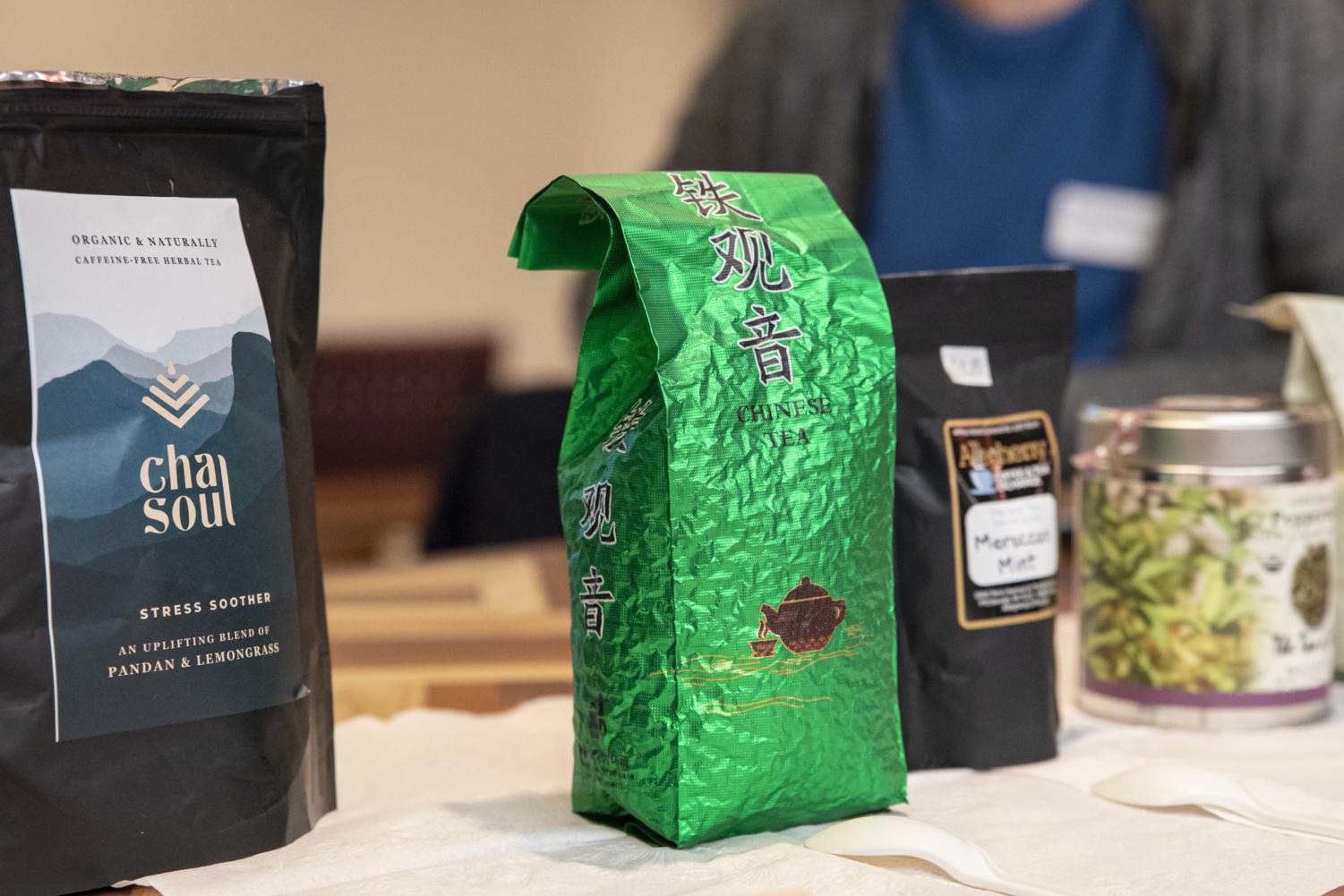 Pitt's Global Hub, located on the first floor of Posvar Hall, will host a free global tea tasting every day this week from 9 a.m. to noon.