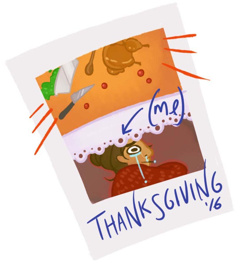 Opinion | Thanksgiving break is hardly a break