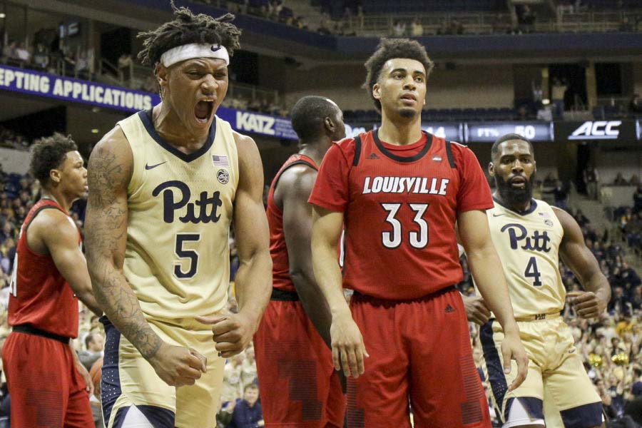 Panthers basketball faces uphill battle at No. 1 Louisville