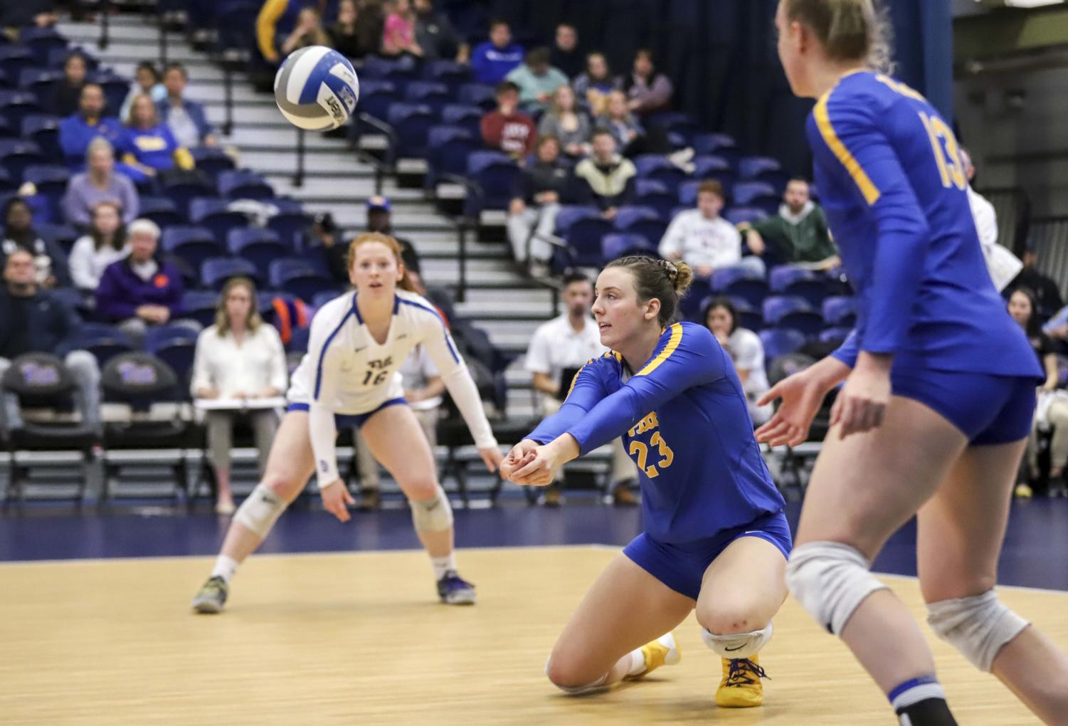 Pitt hasn't won a national championship in any sport since 1976, but Pitt volleyball will make an attempt in the NCAA Tournament starting Friday.